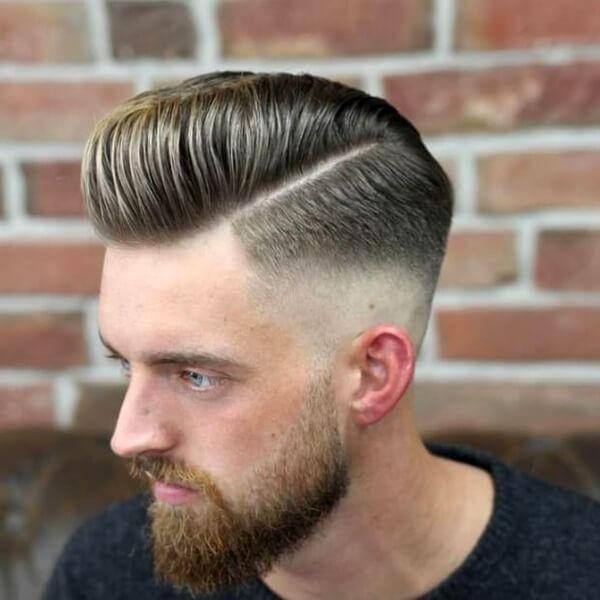 Corte de cabelo estilo americano
