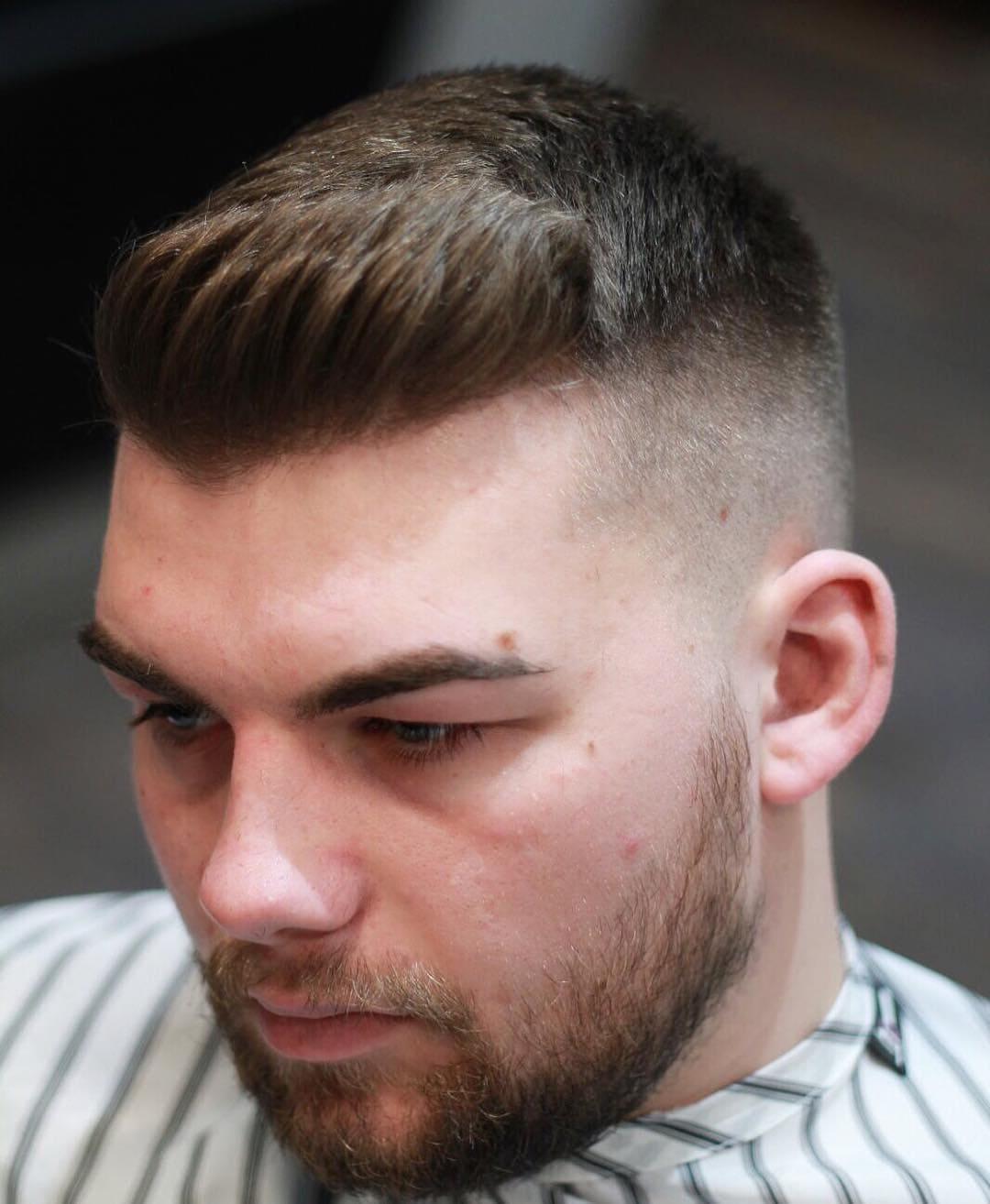 corte de cabelo masculino estilo americano 1