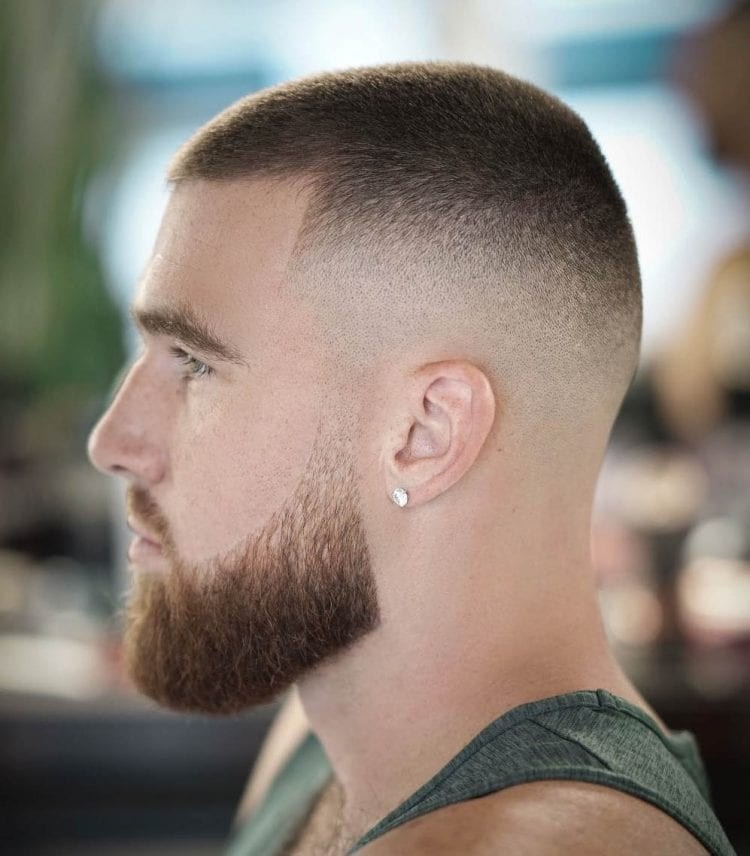 corte de cabelo masculino estilo americano