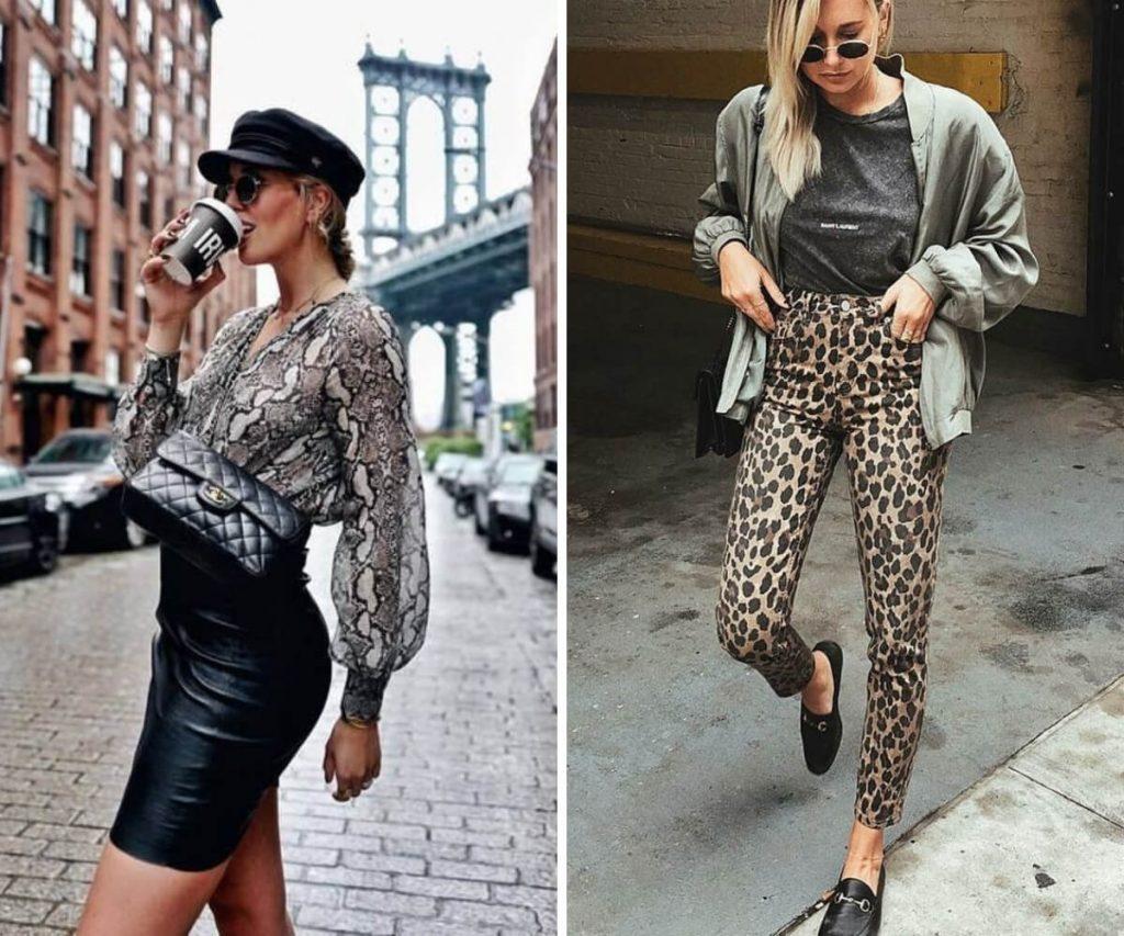 estampas para moda inverno