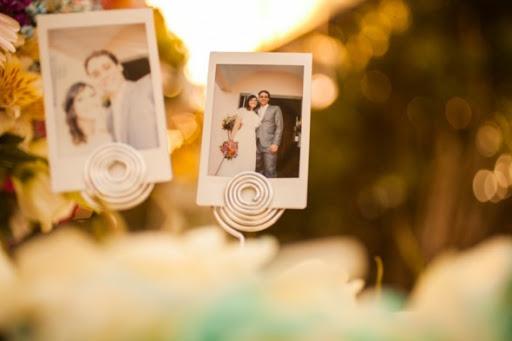 fotos no topo do bolo de casamento 1