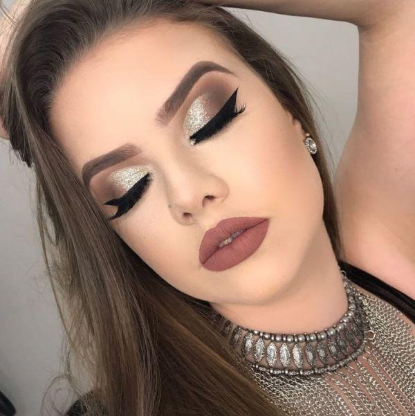 maquiagem ousada formatura 2021