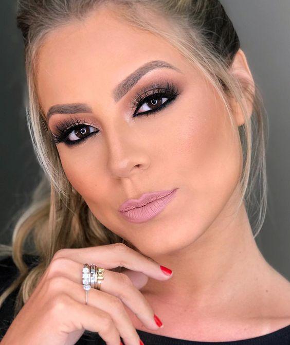 maquiagem discreta formatura 2021