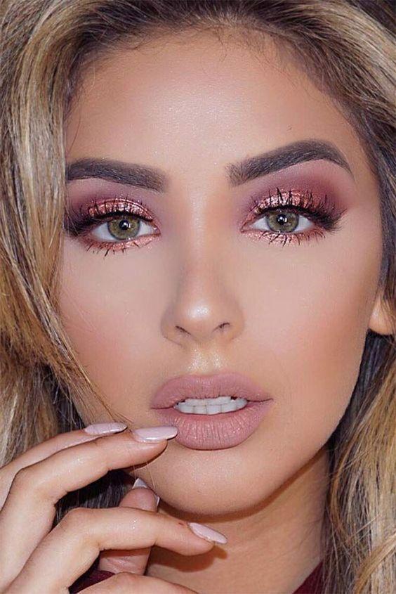 maquiagem gloss