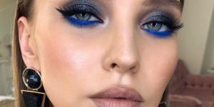maquiagem metalizada 2021