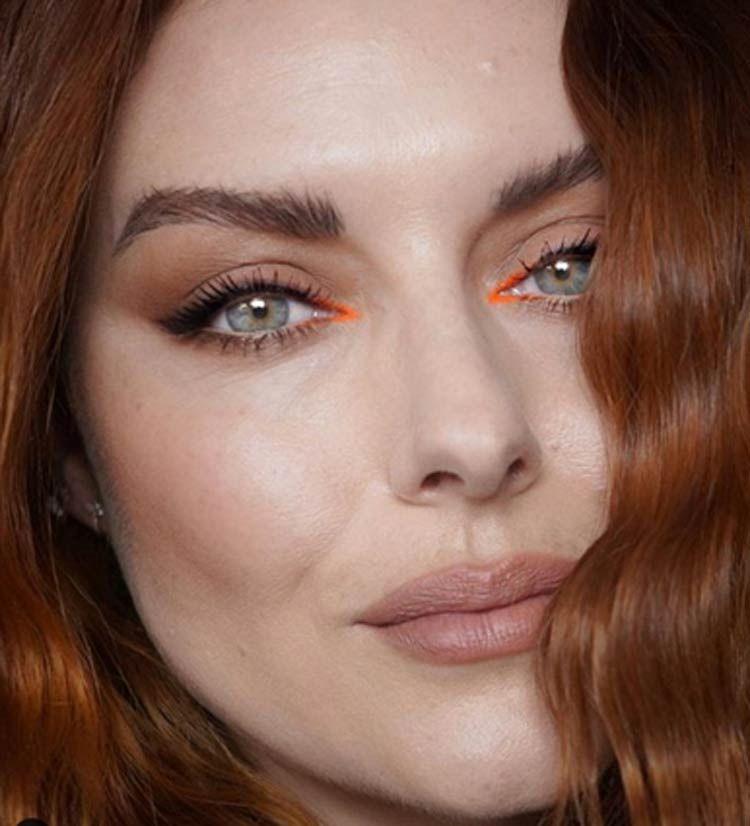 maquiagem noturna com lágrima de sereia 2021