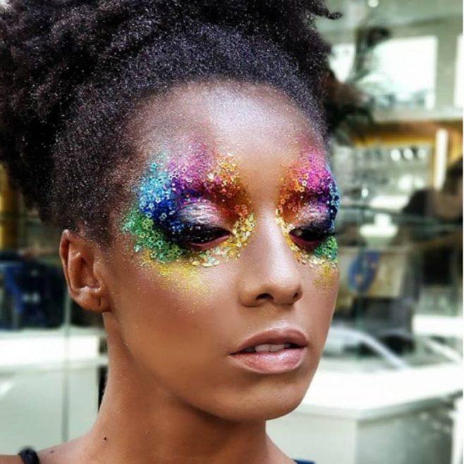 maquiagens para o carnaval 2021