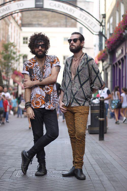 moda primavera roupas hippie