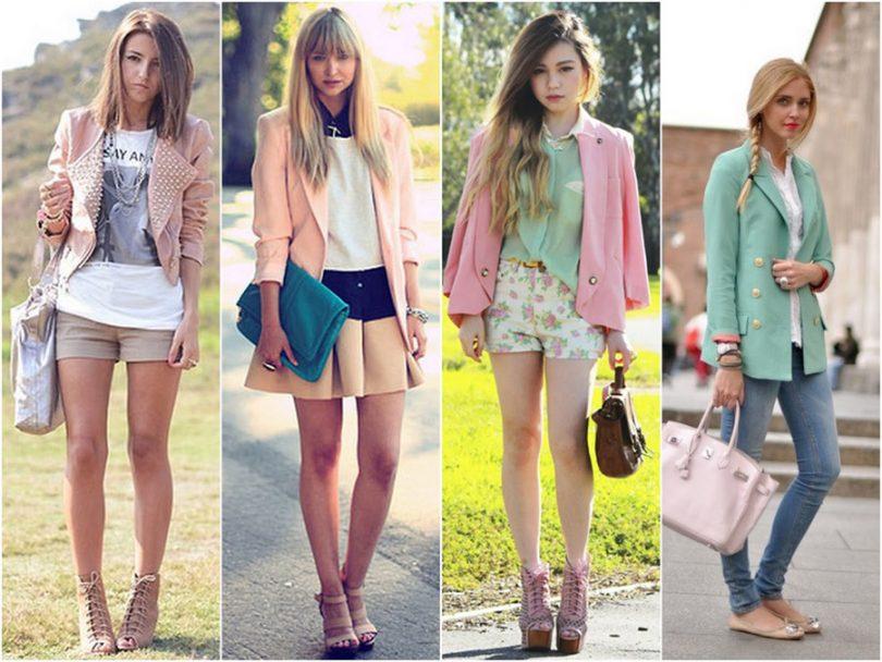 moda primavera verão candy colors