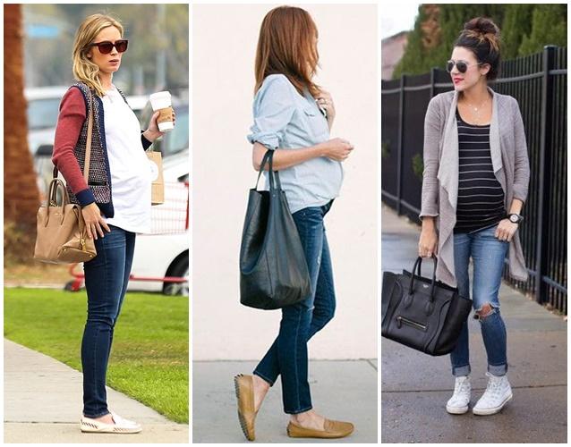 roupas para grávidas 2020