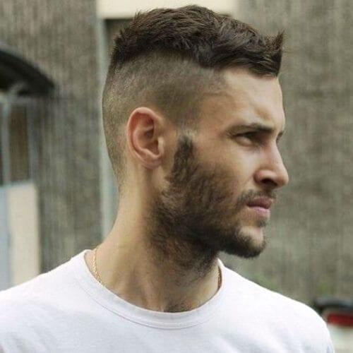 undercut corte de cabelo