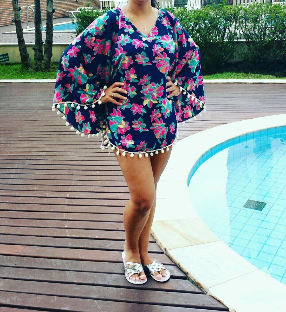 veste de praia moda verão