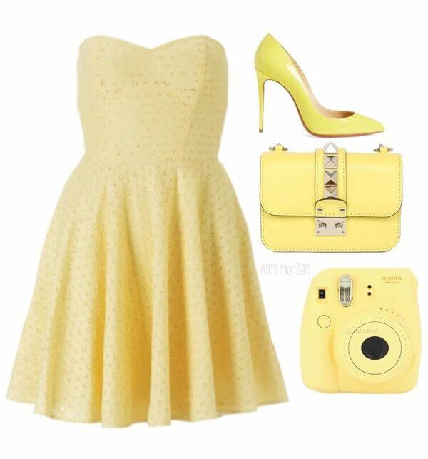 Lemon Sherbet - Amarelo do conforto