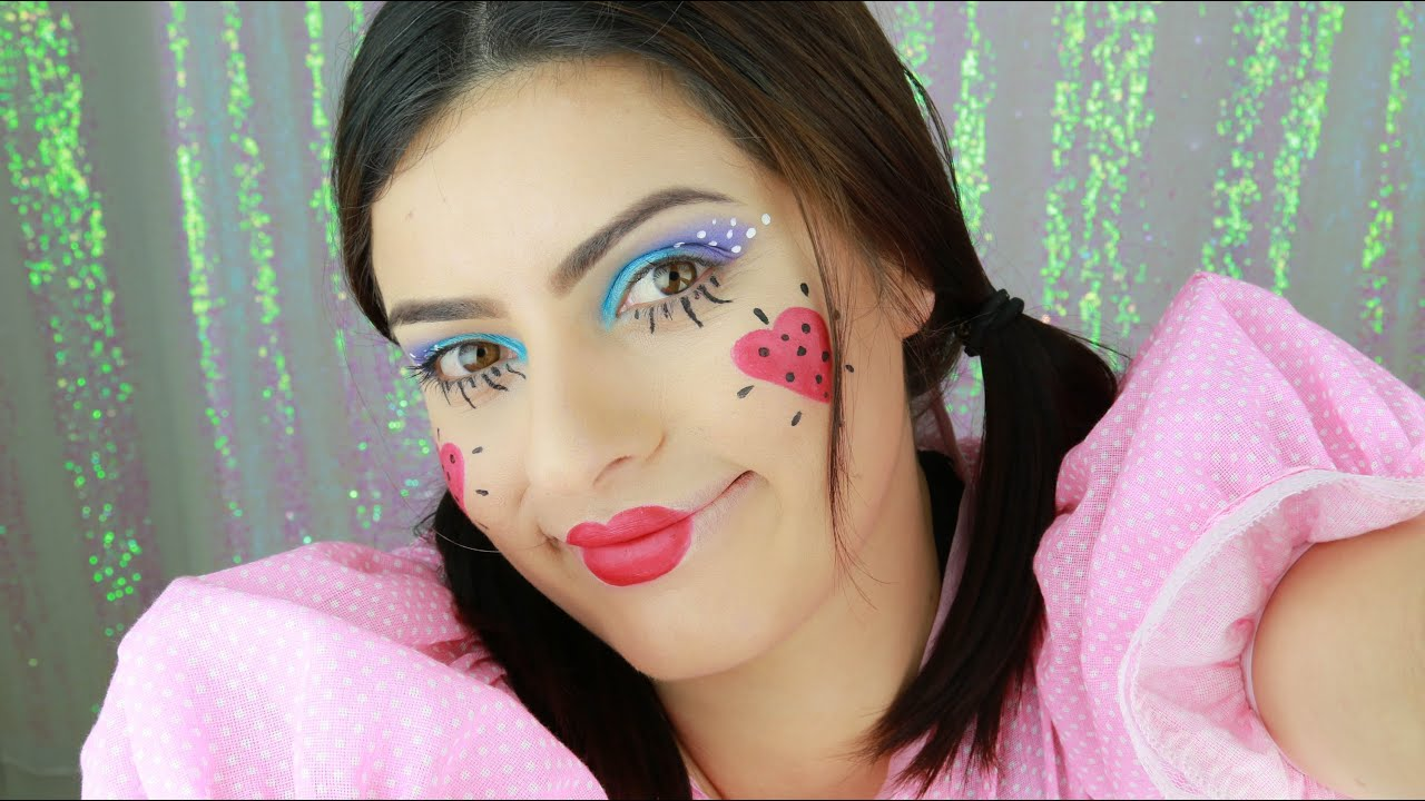 Maquiagem Festa Junina 2021 Batom