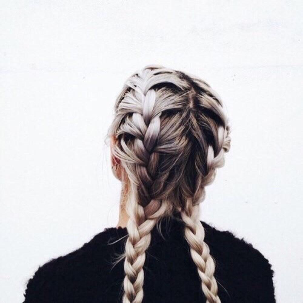 penteado boxer braids