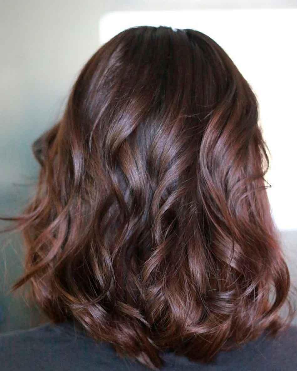 cabelo chocolate curto