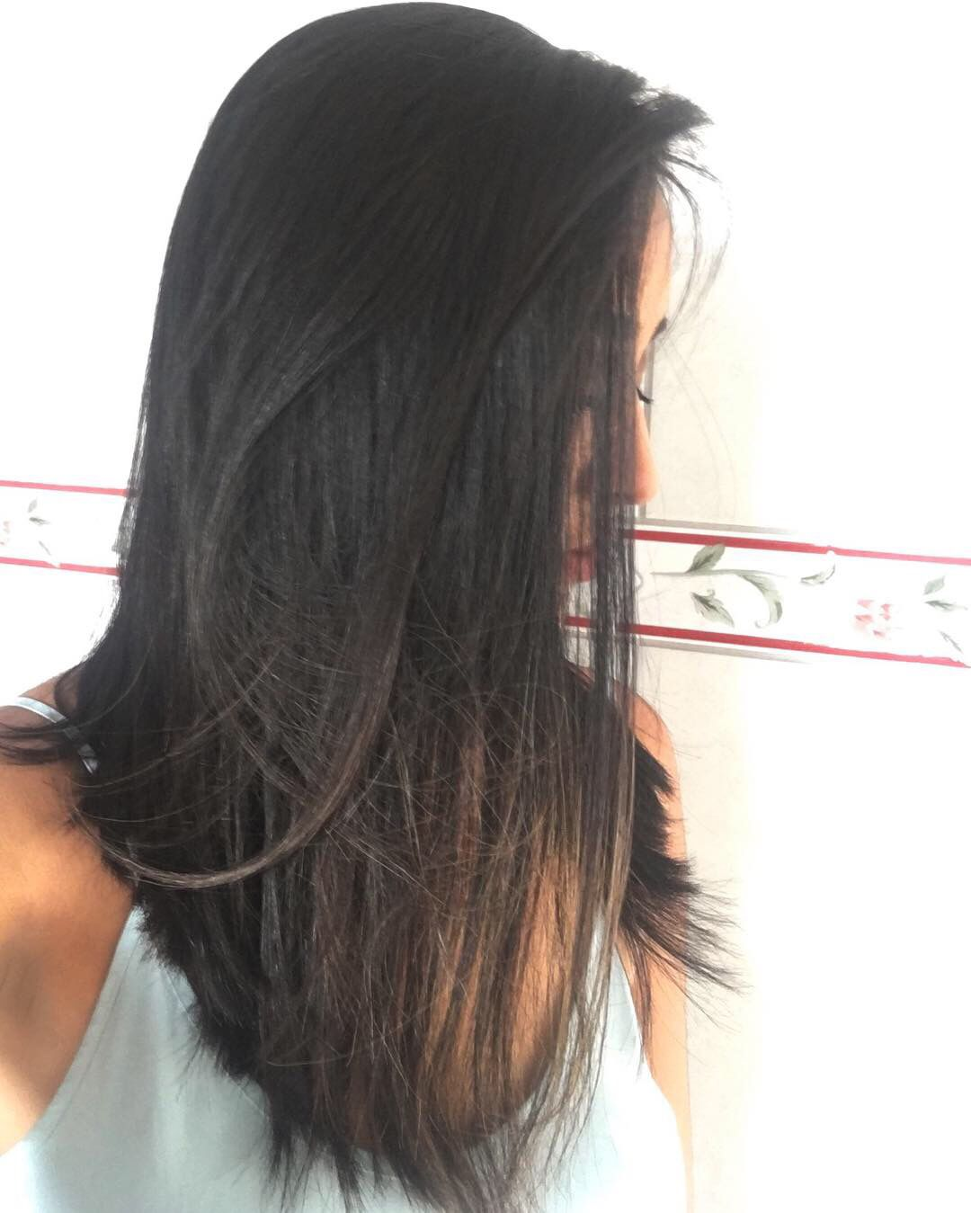 cabelo longo corte long bob