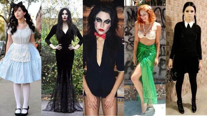 Fantasias de Halloween 2021