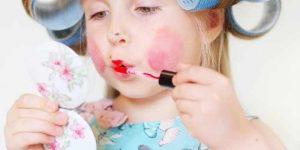 Como fazer maquiagem infantil para meninas 2021