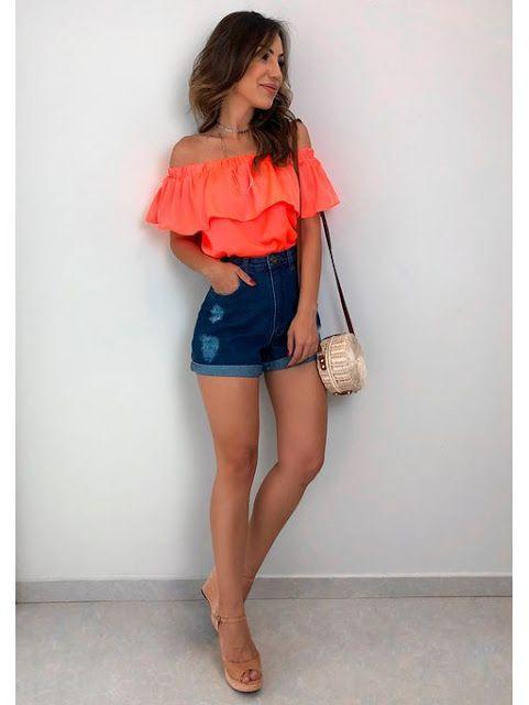 look para moda verão