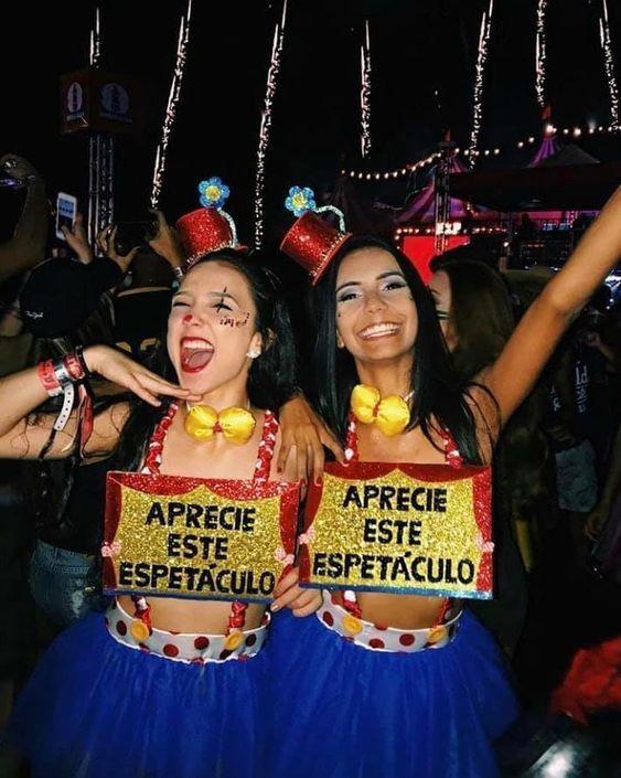 Moda carnaval para se inspirar