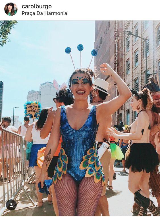 Moda Carnaval
