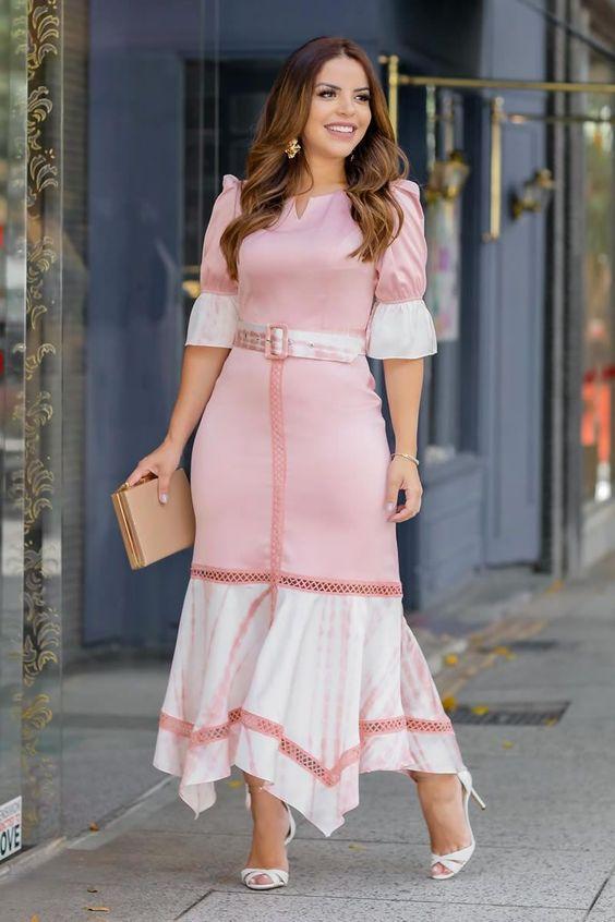 Vestidos de moda evangélica