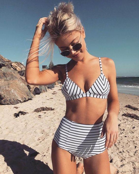 Tendência verão 2021: Beachwear refinado
